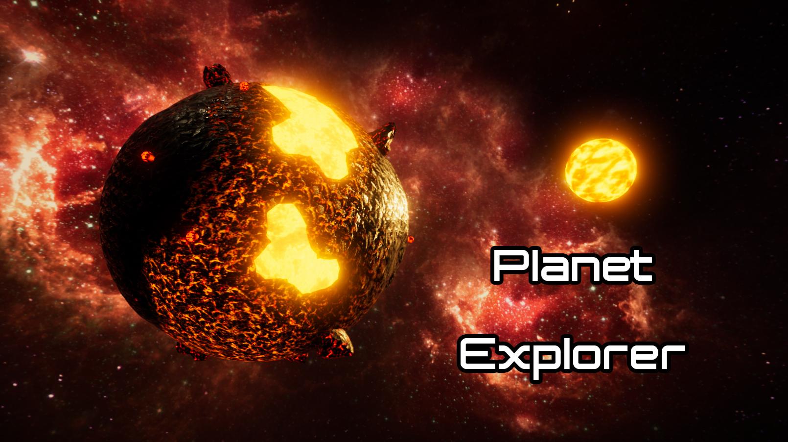 Planet Explorer