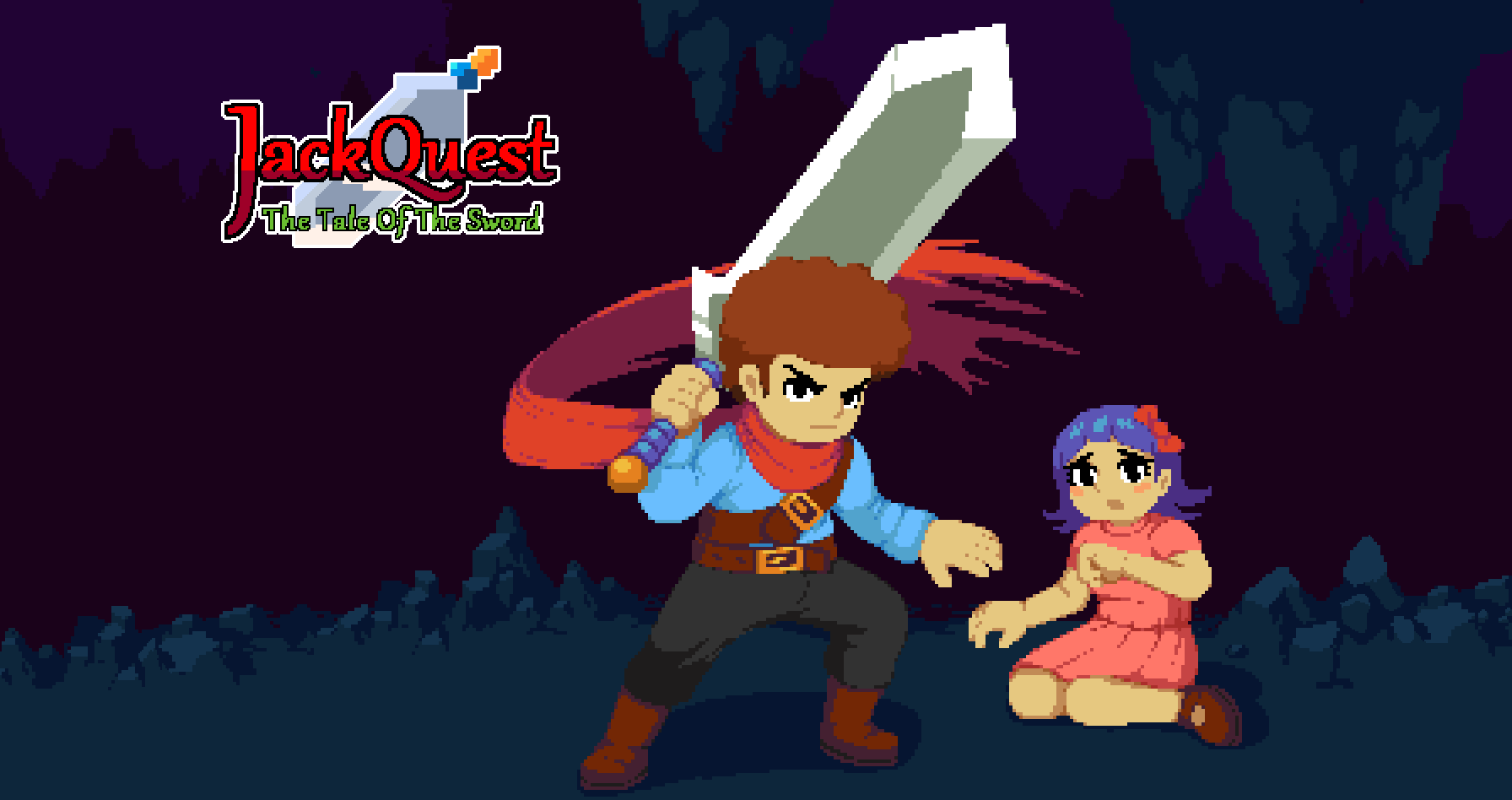 Demo: JackQuest - The Tale of The Sword