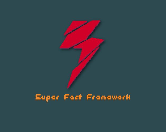 Super Fast Framework (for Pico8)