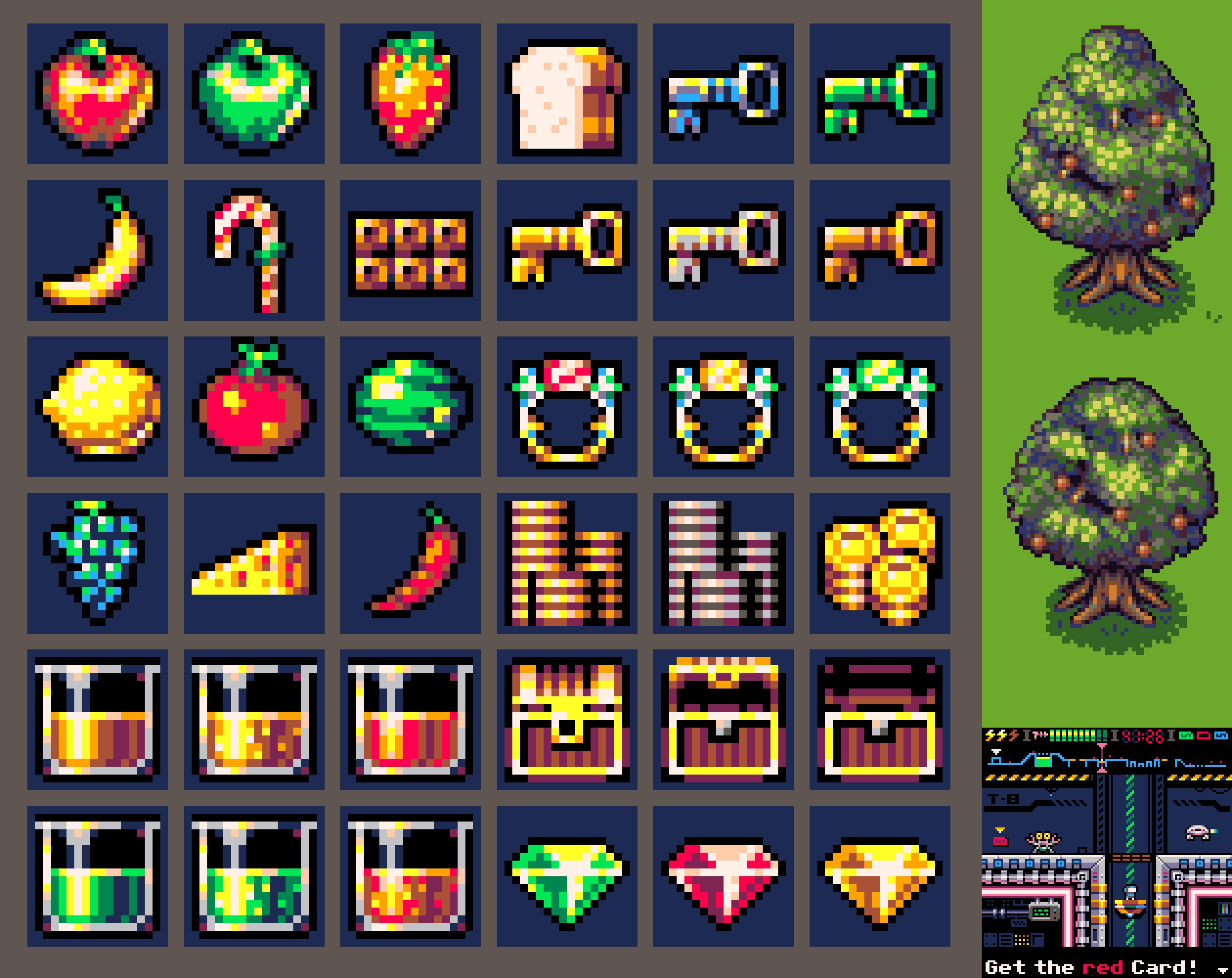 PixelArt Free Game Assets