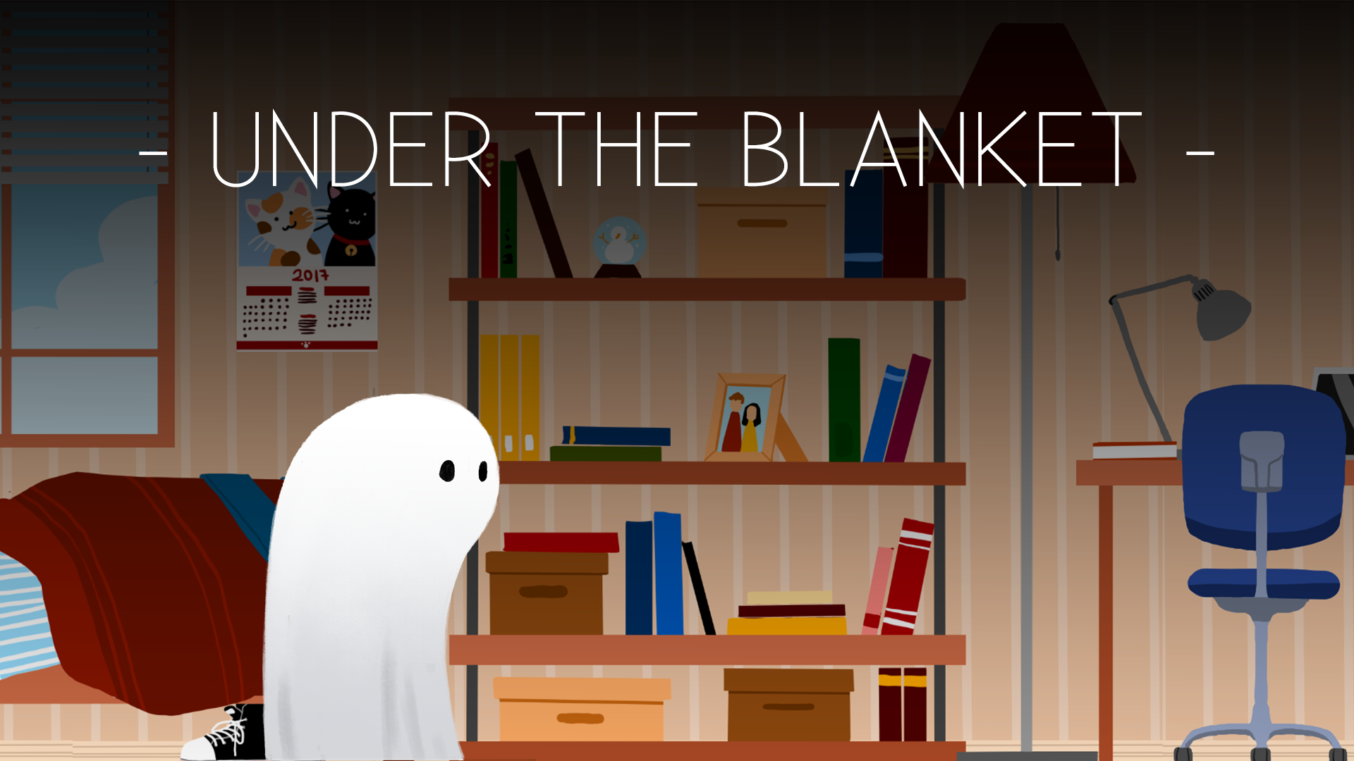 -Under the blanket: The playable edition-