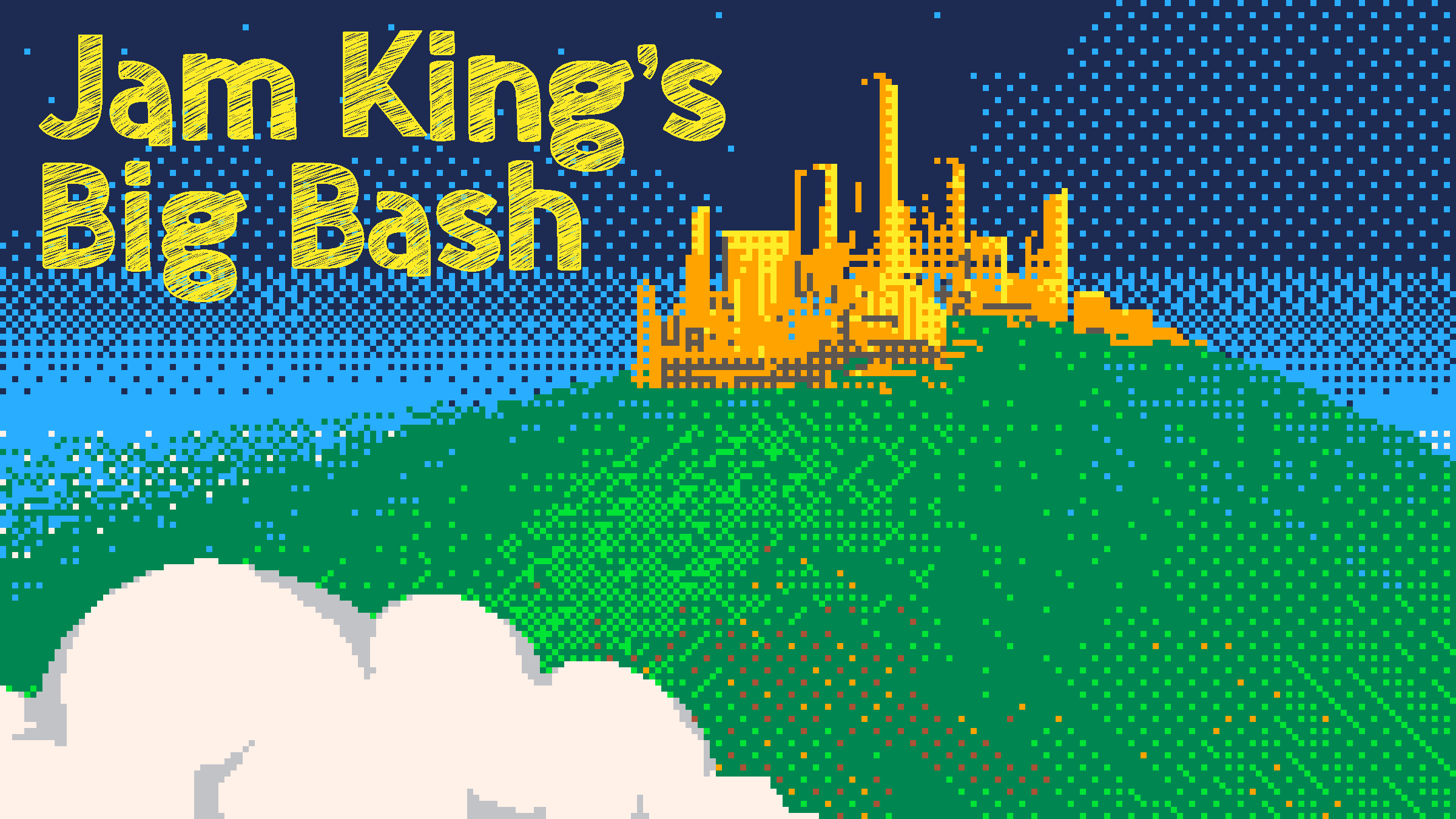 Jam-King's Big Bash
