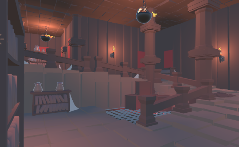 Free Environment Dungeon Asset pack for Unity - Release