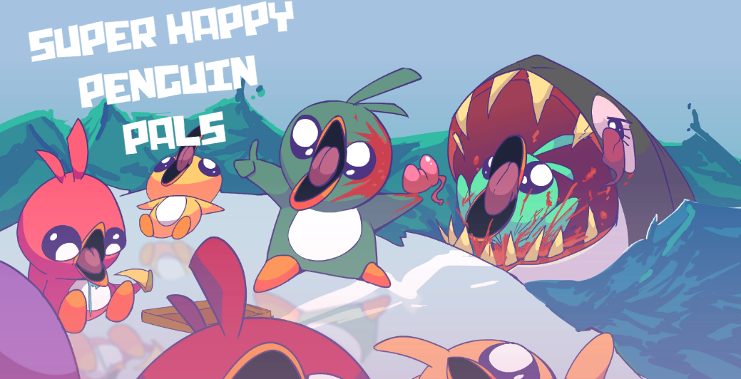 Super Happy Penguin Pals
