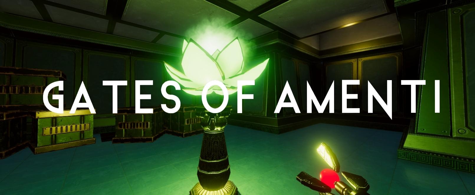 Gates Of Amenti(Demo)