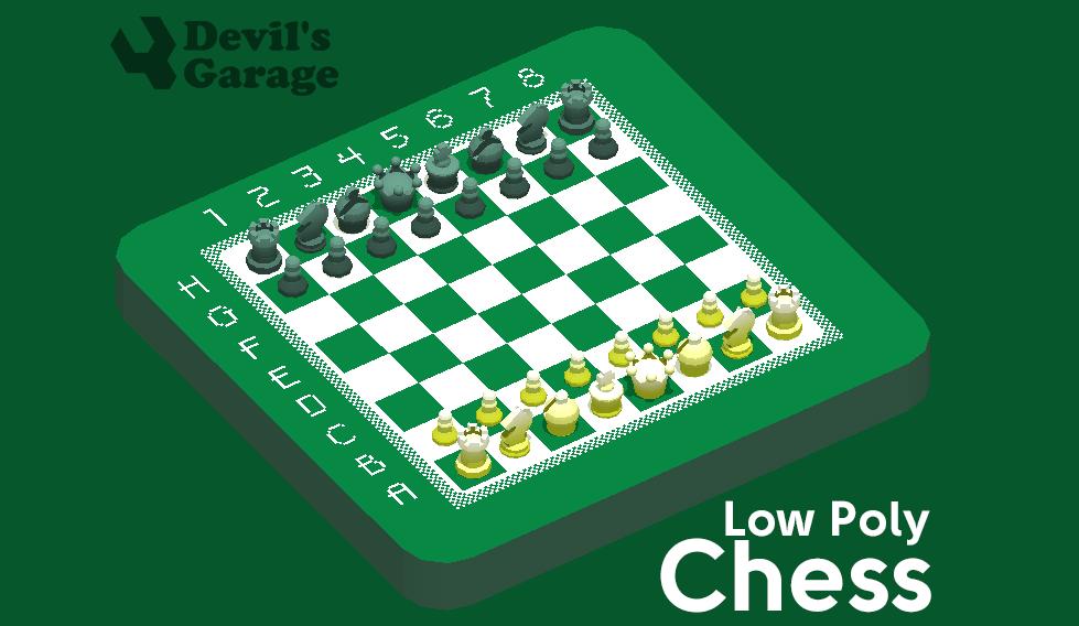 Chess - Devil'sWork.shop