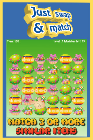 Easter Boom - Free Match 3 Puzzle Game - Release