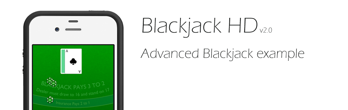 Blackjack HD—Advanced Blackjack Example For GameMaker: Studio