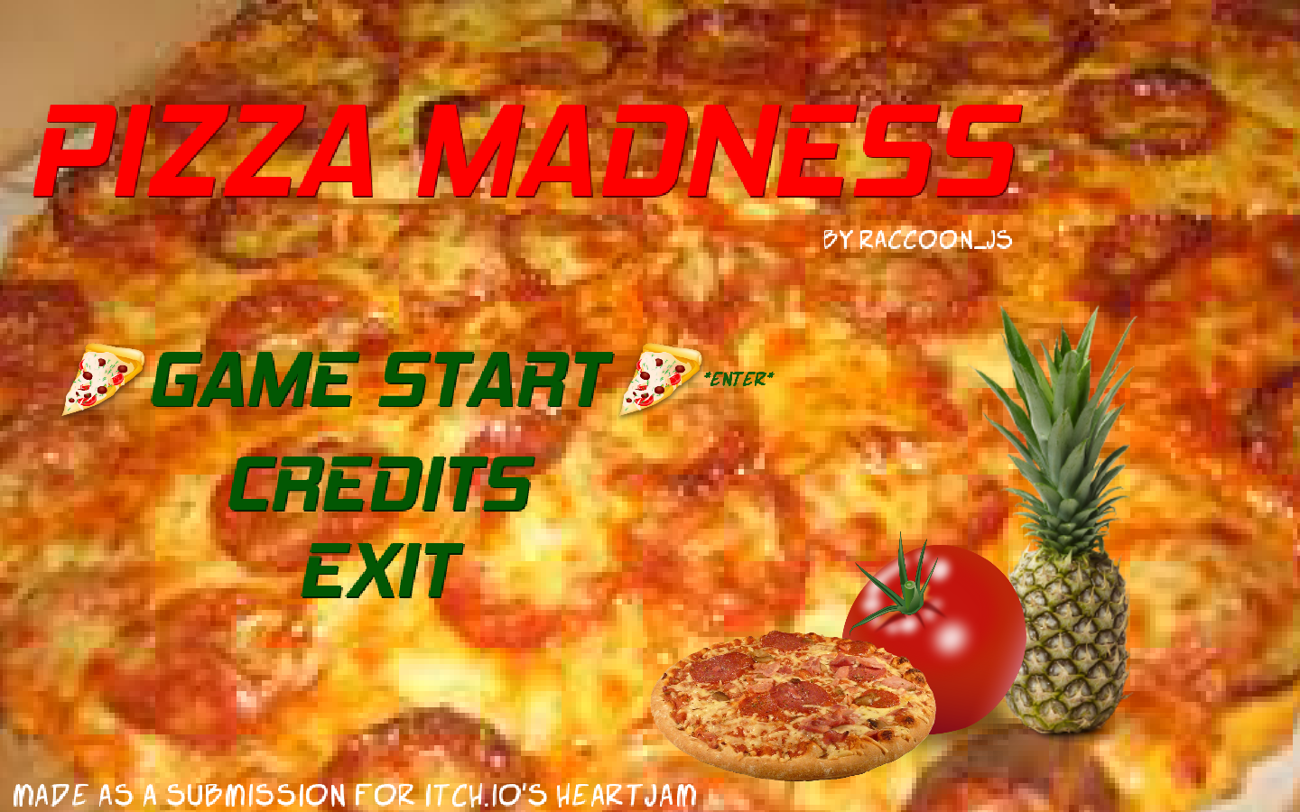 Pizza Madness