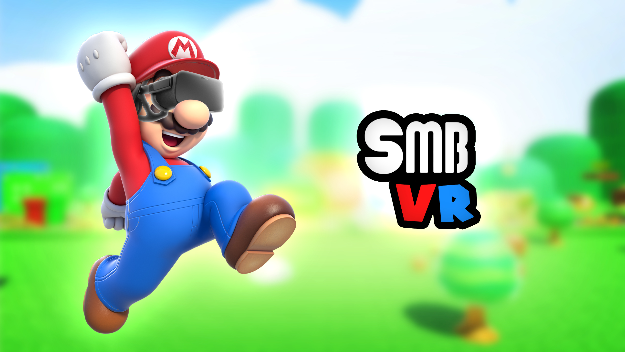 SMB VR - wWalk-O-Motion - Tech Demo