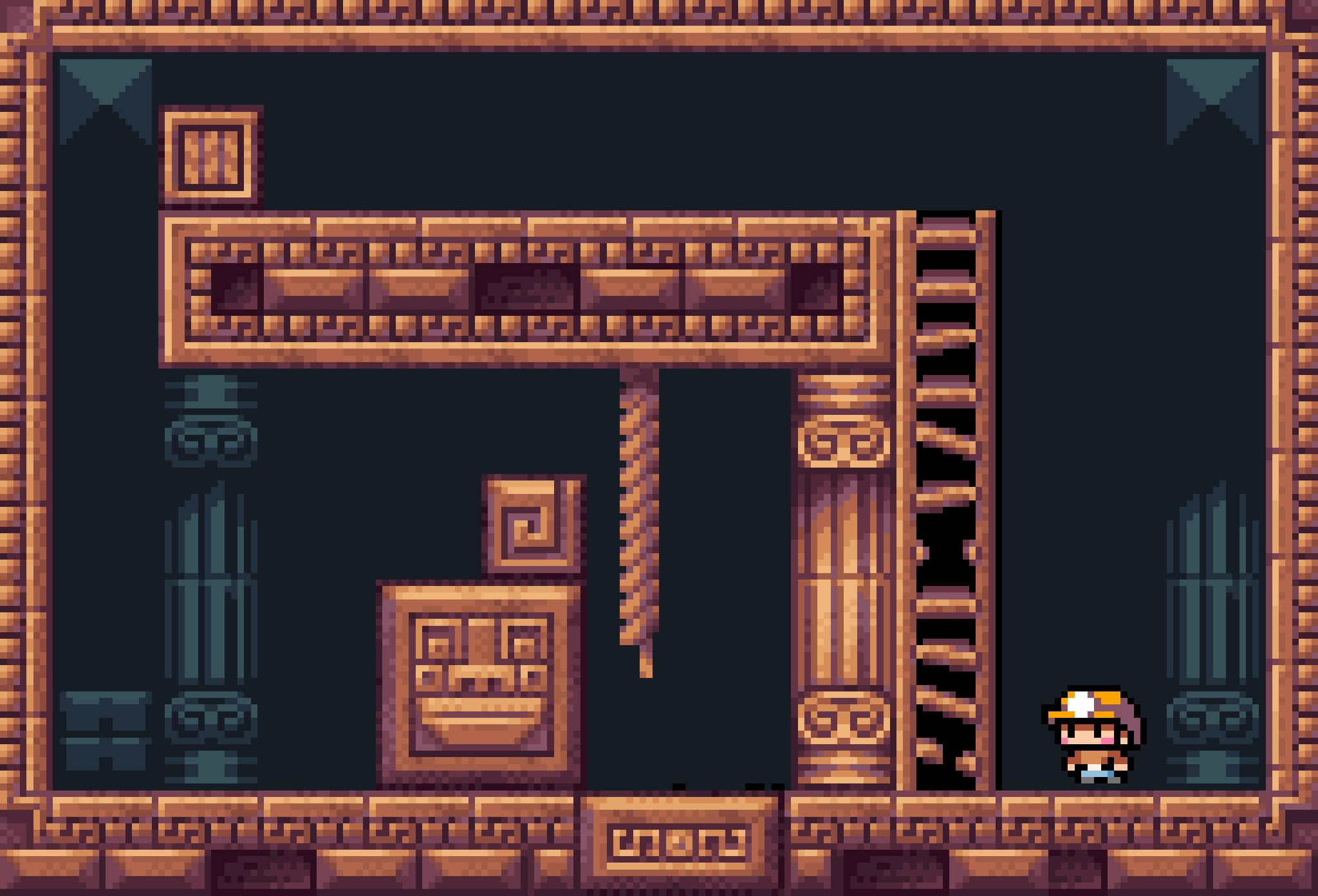 Inca Game Assets