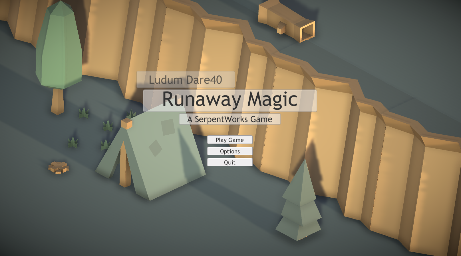 Runaway Magic