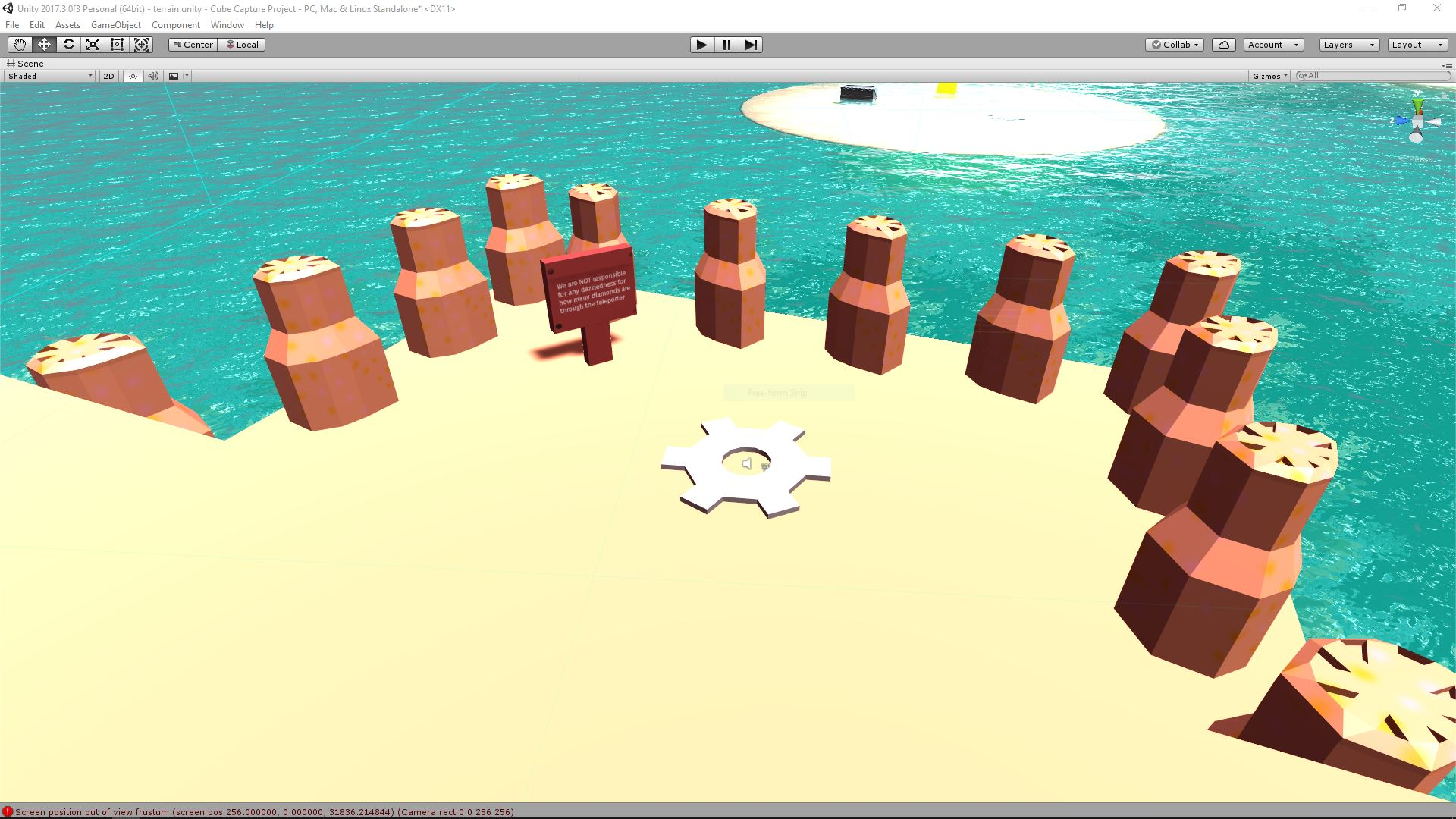 Cube Capture Progress - Cube Capture 0 2 6 (Pre-Alpha) by
