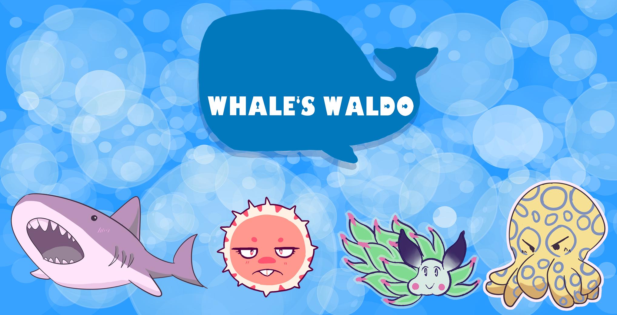 Whale's Waldo