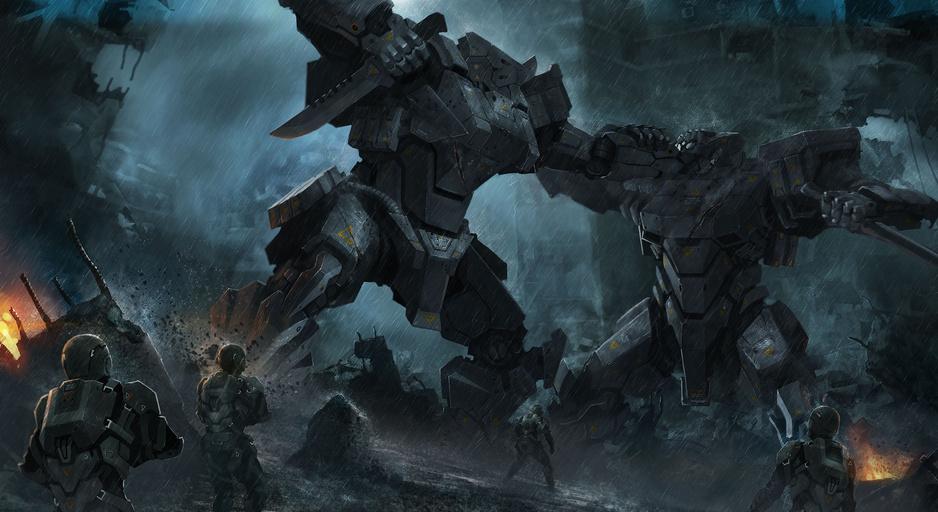 Robot Warfare Gamecodeur - La Guerre des Robots