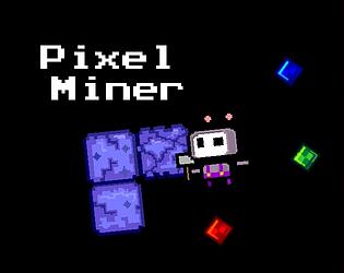 Pixel Miner
