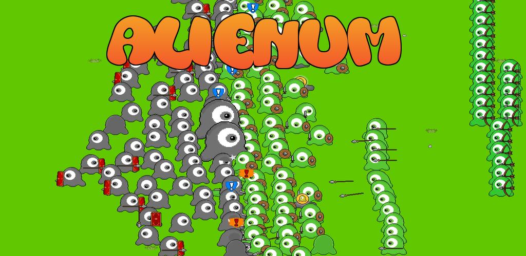 Alienum: The Alien War Battle Strategy Game
