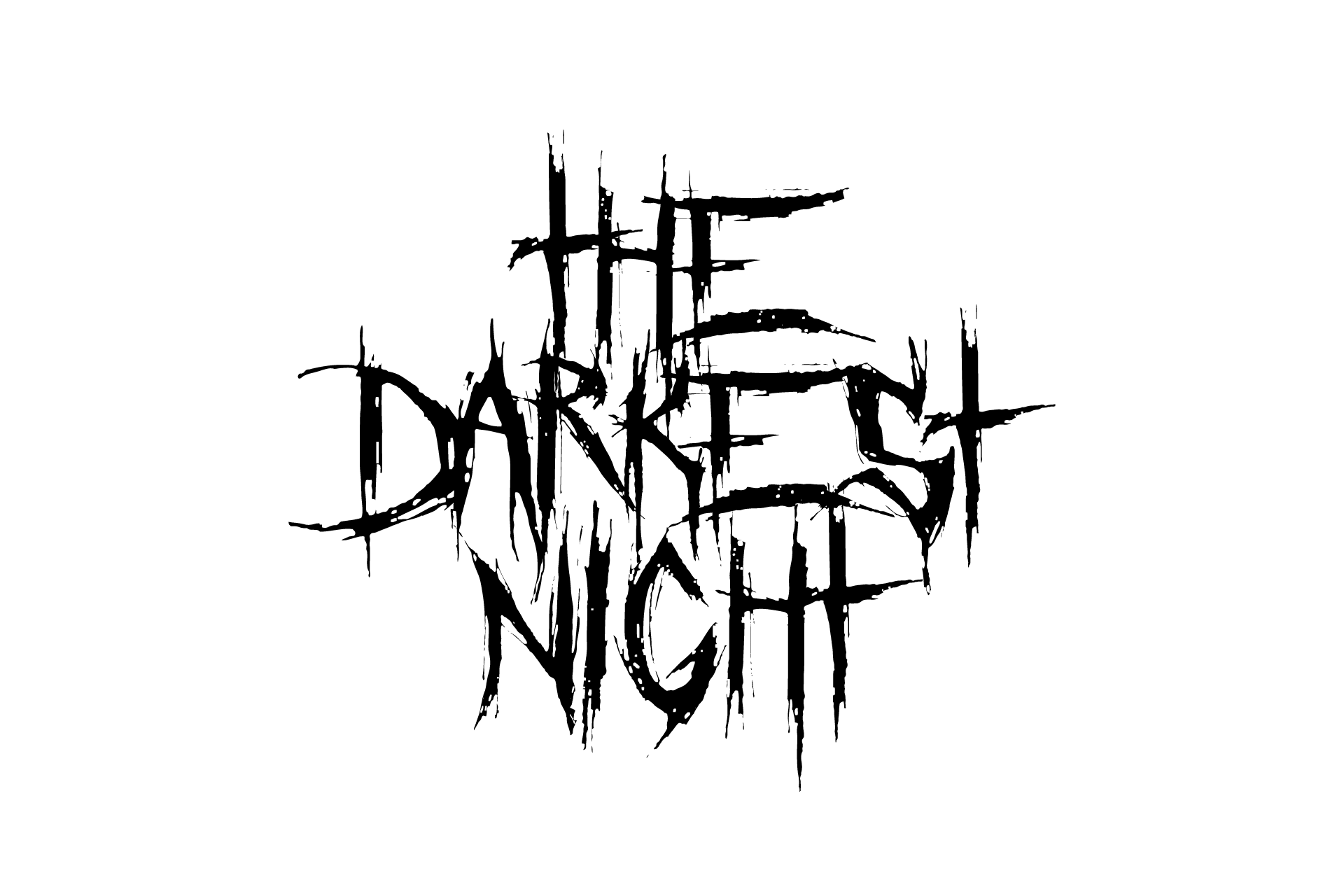 the darkest night.
