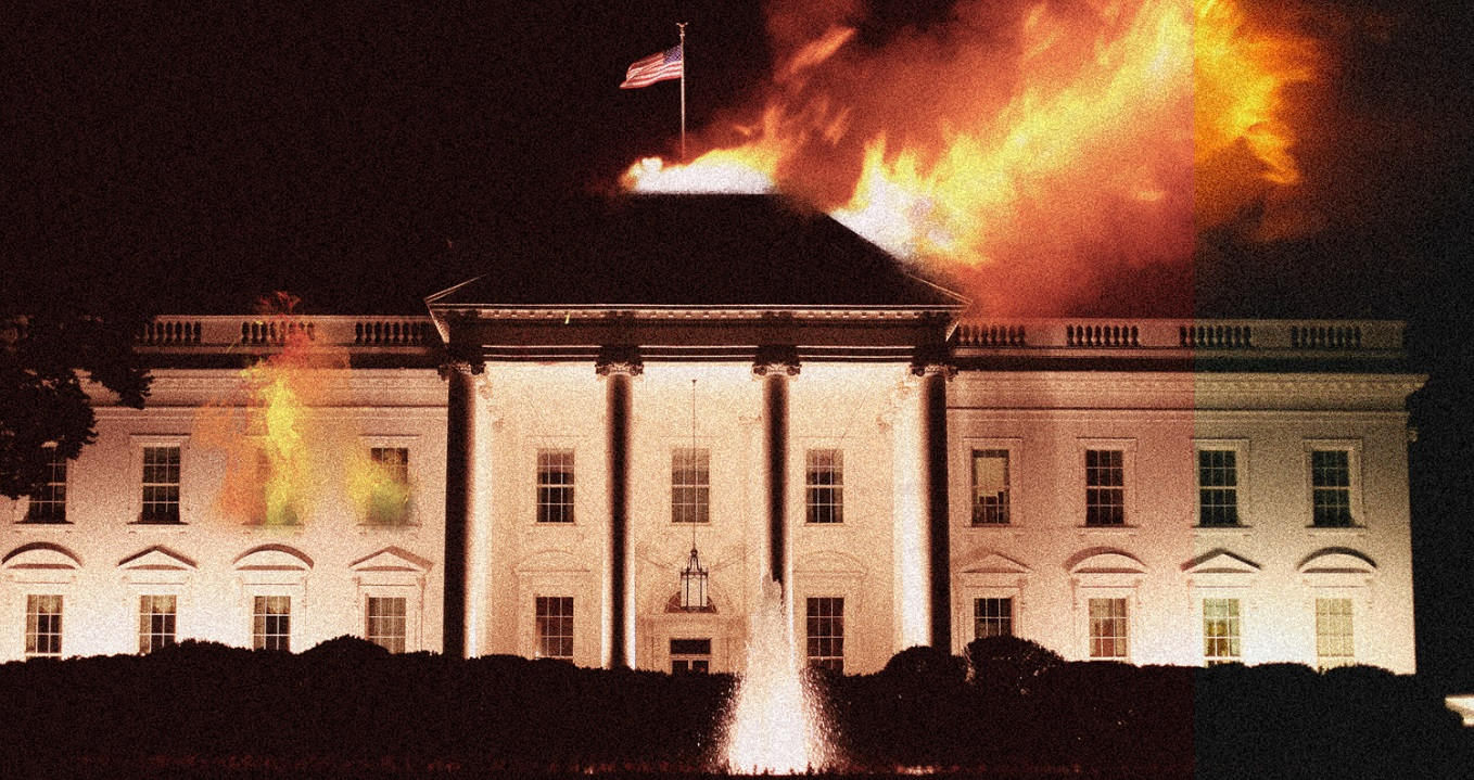 The White House at Night: Prologue
