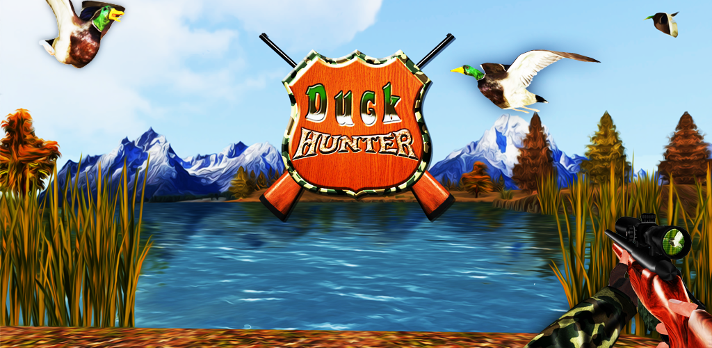 Duck Hunder : Wild Sniper Shooting Game