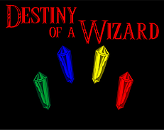 Destiny of a Wizard
