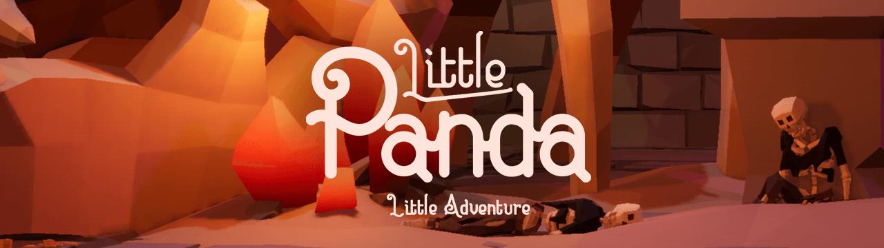 Little Panda Little Adventure