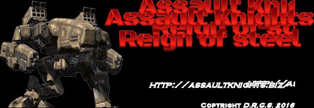 Assault Knights: Reign of Steel
