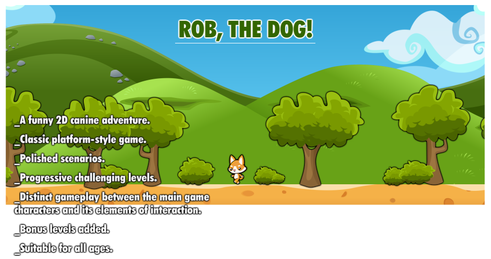 Rob, The Dog!