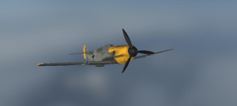 B-17 German Fighter WIP