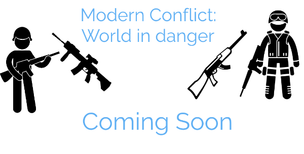 Modern Conflict: World in danger