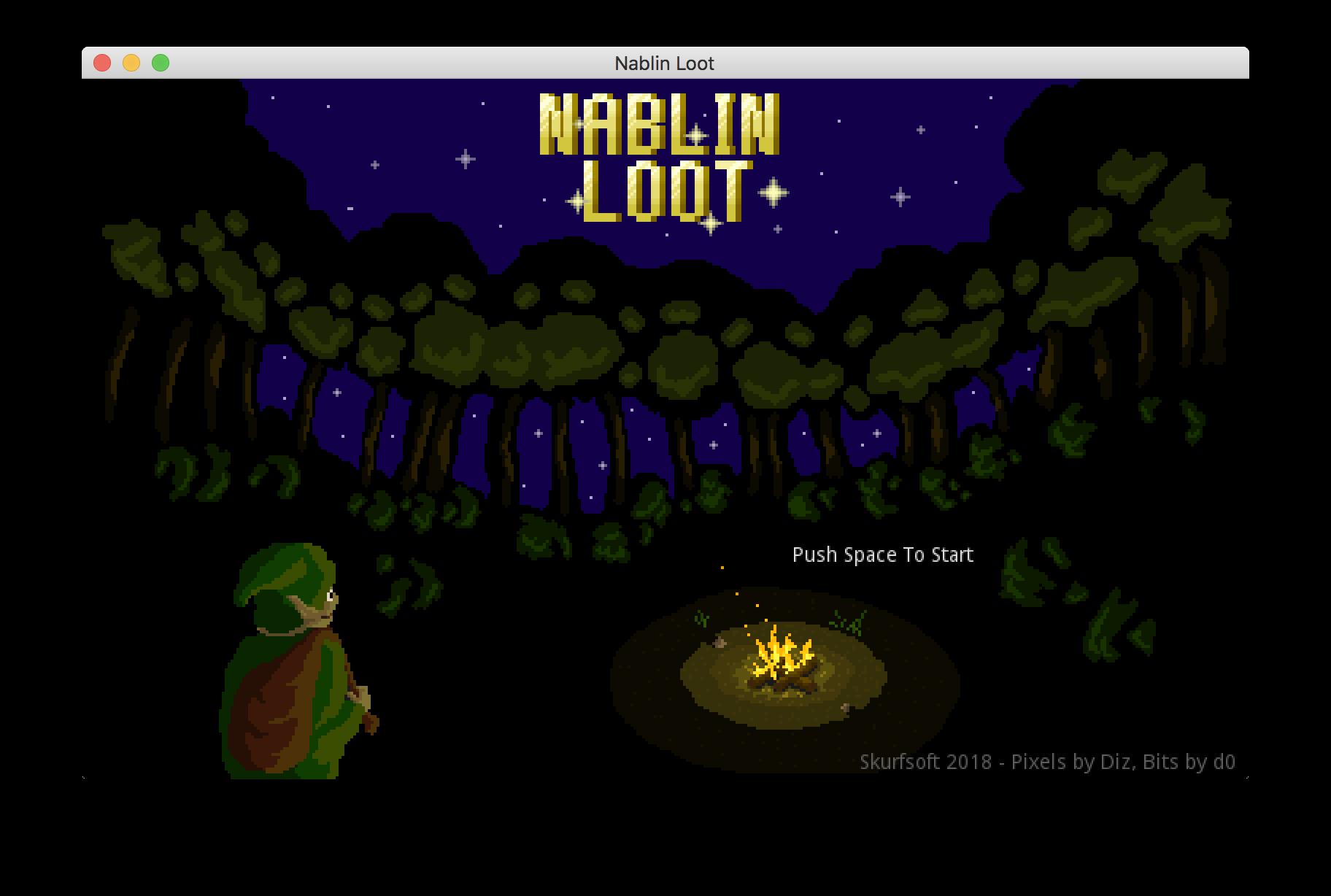 Nablin Loot