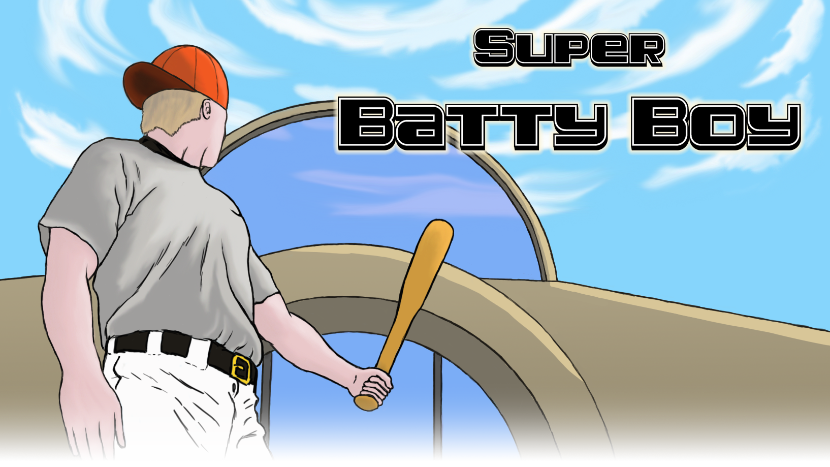 Super Batty Boy