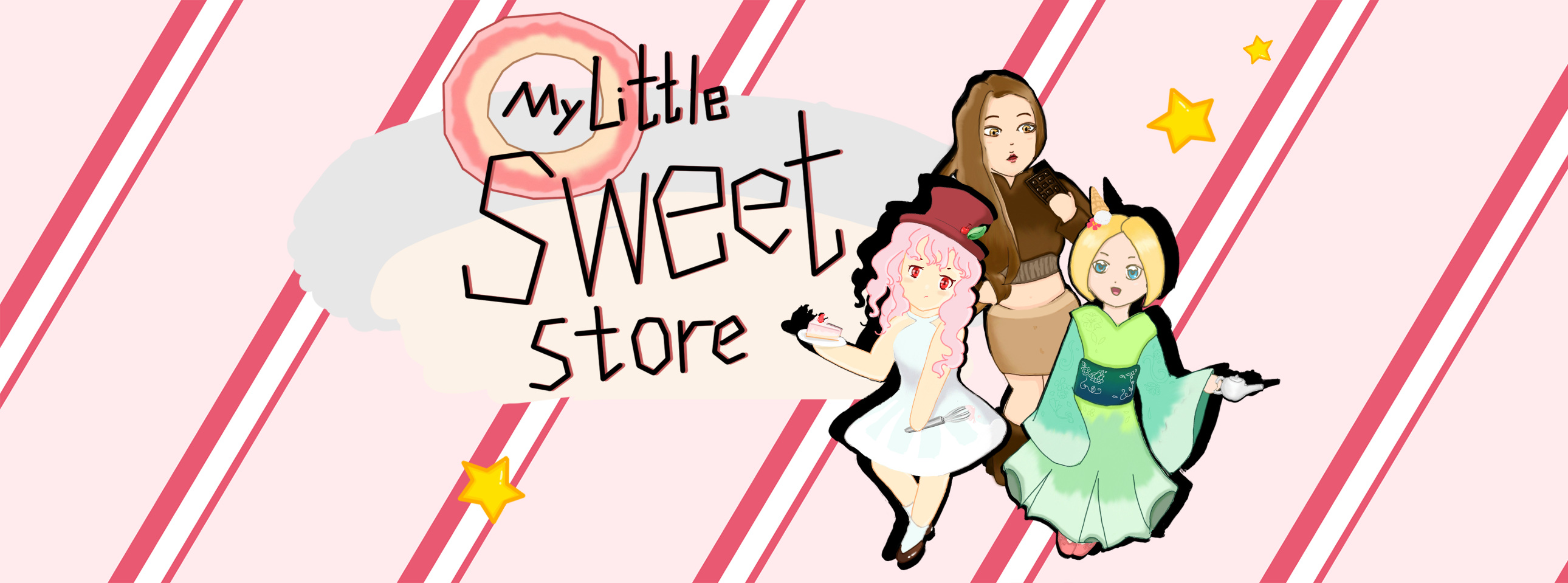My Little Sweet Store
