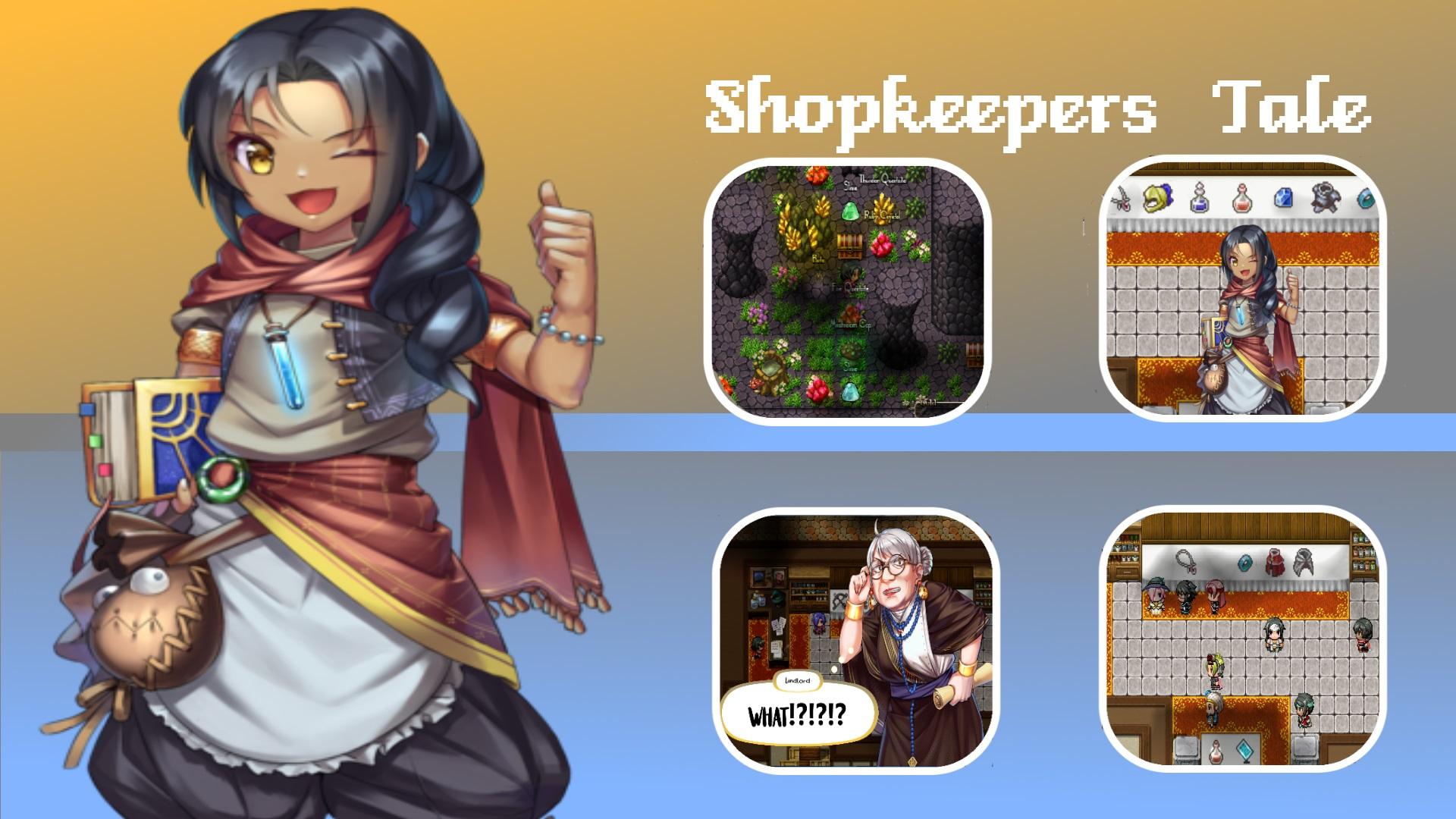 A Shopkeeper's Tale