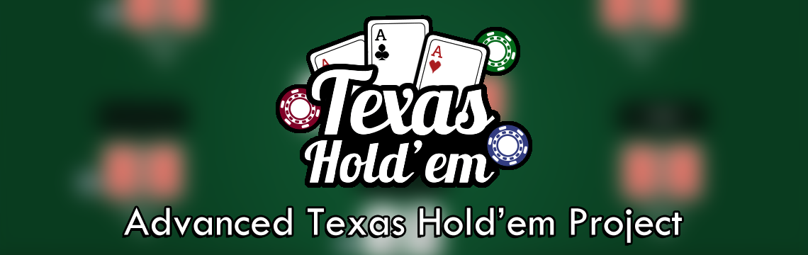Texas Hold'em — Advanced Poker For GameMaker: Studio