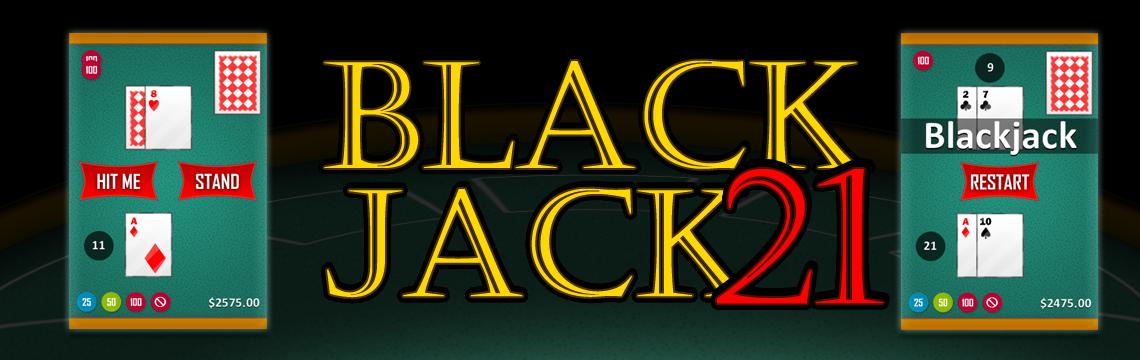Blackjack — Lite Blackjack Example For GameMaker: Studio [Mobile/HTML5 Ready]