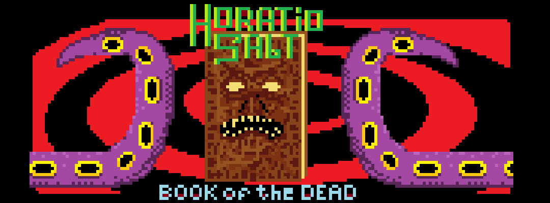 Horatio Salt and the Book of the Dead