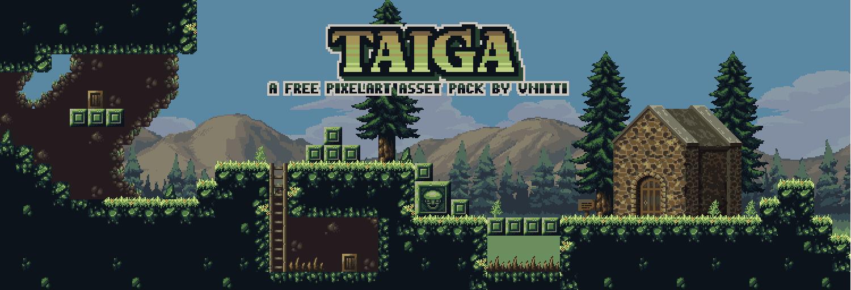 Taiga: Asset Pack