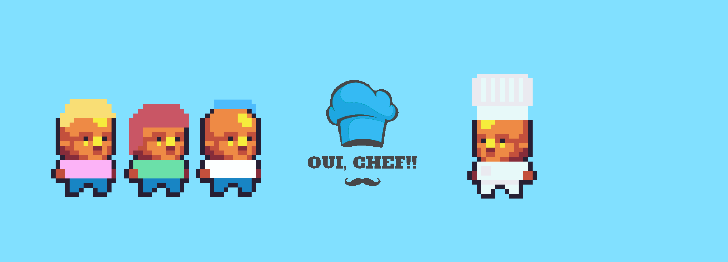 Oui, Chef!!