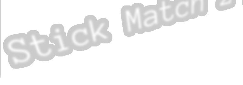 STICK MATCH 2