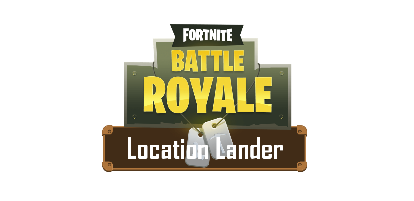 Fortnite Location Lander
