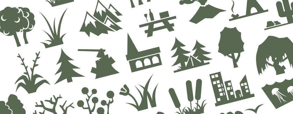 Environment & Biome Icons