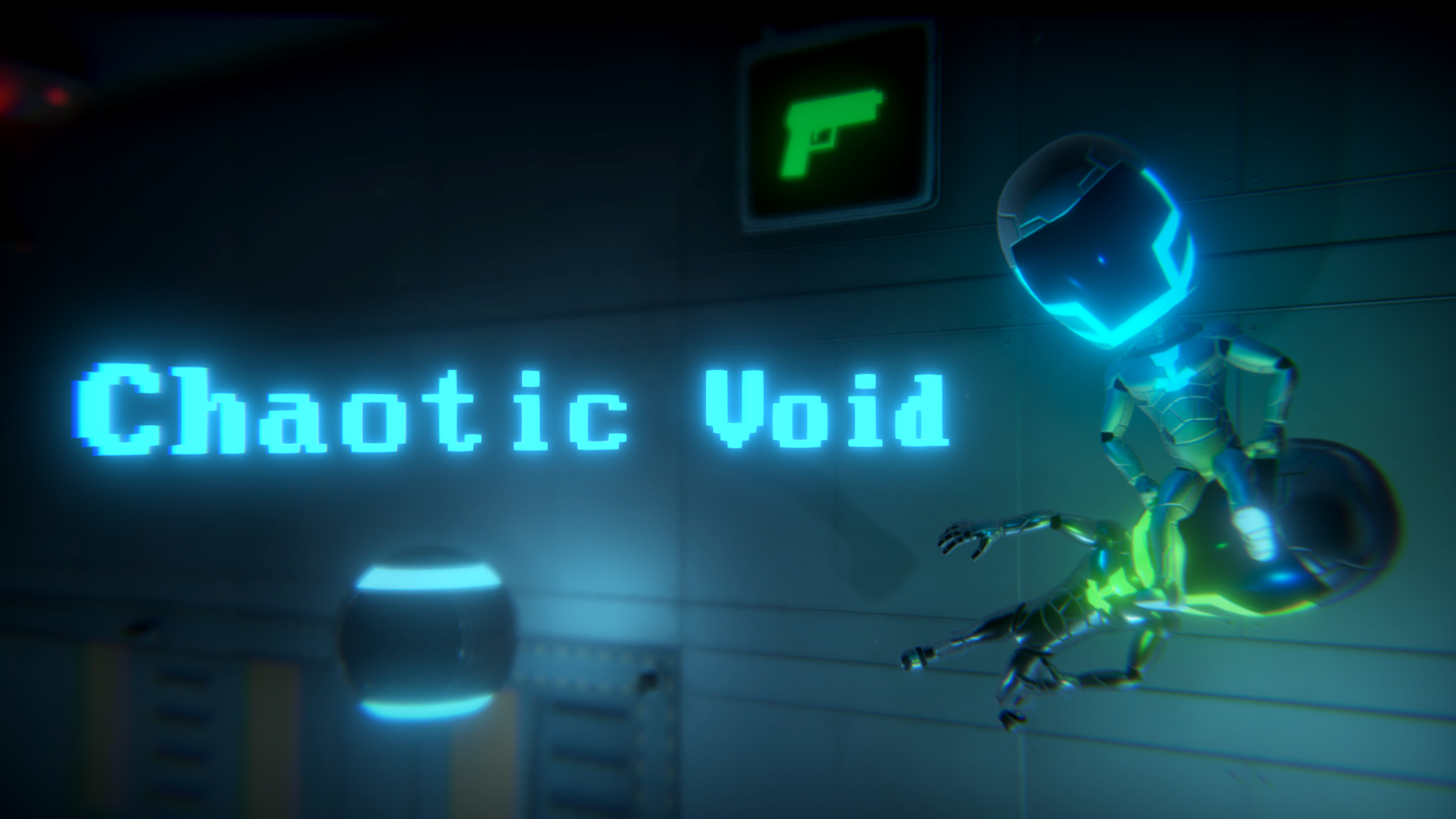 Chaotic Void