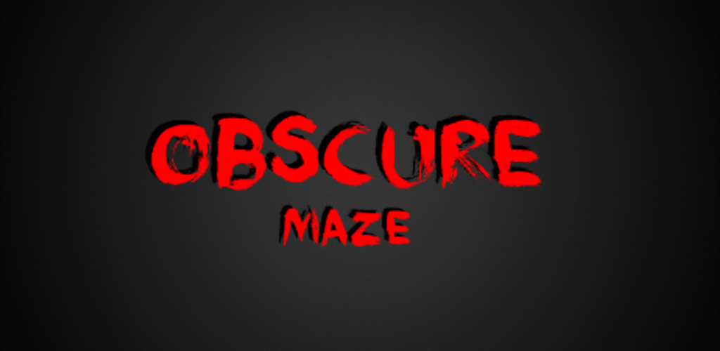 Obscure Maze