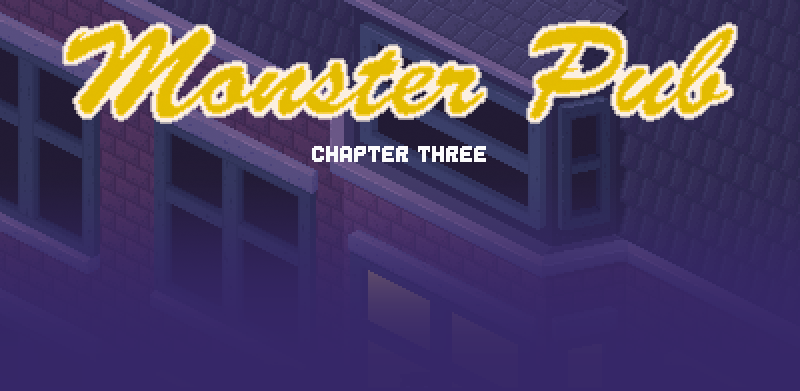 Monster Pub Chapter 3