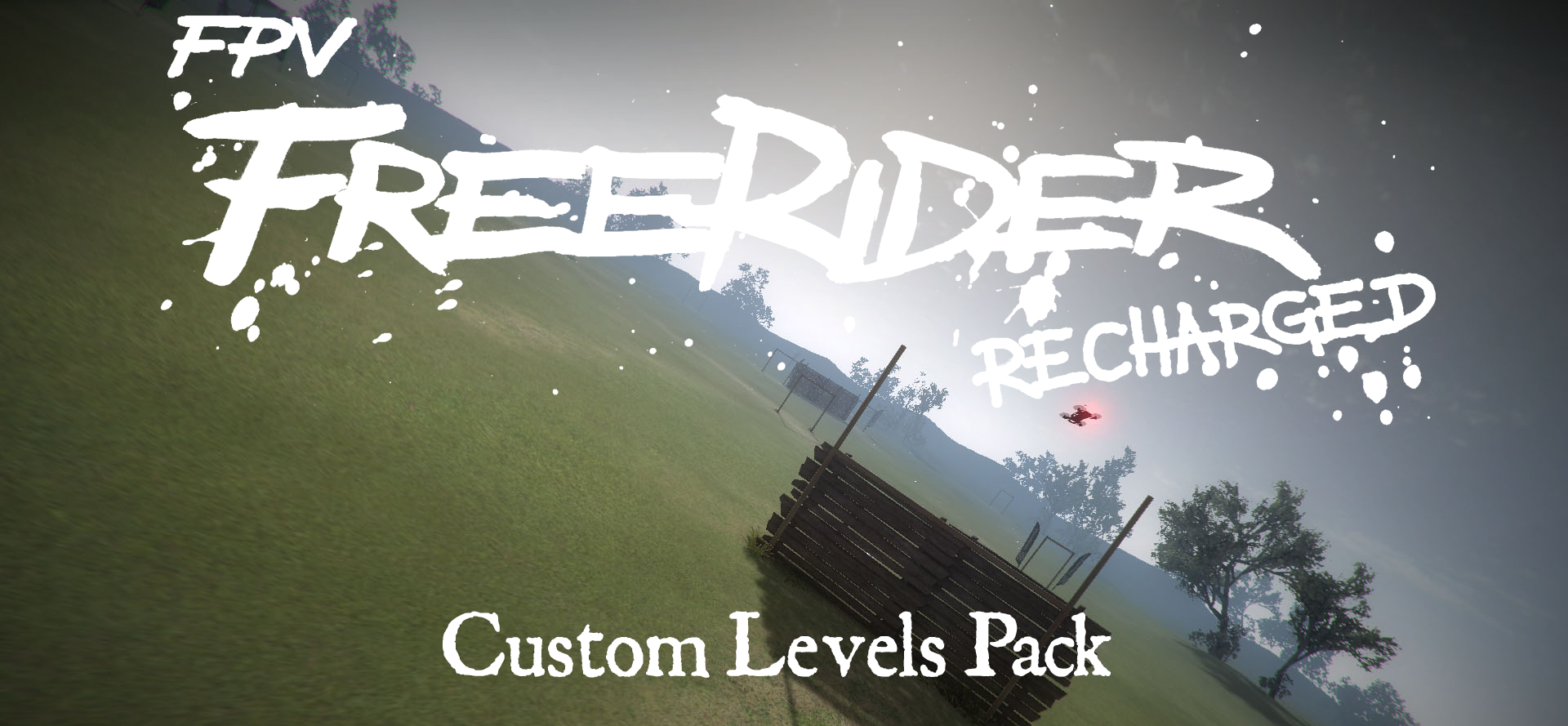 FPV Freerider Recharged Custom Level Pack
