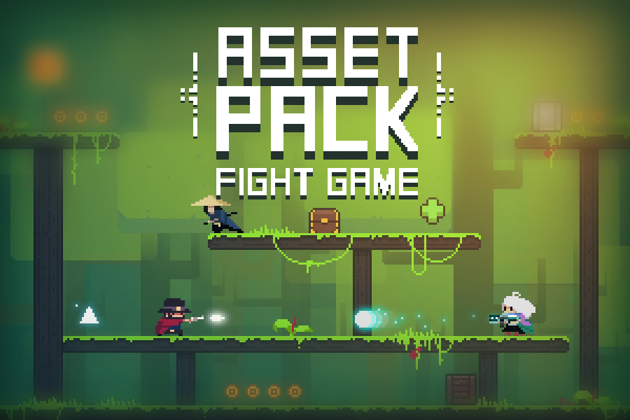 [ASSET PACK] Fight Game