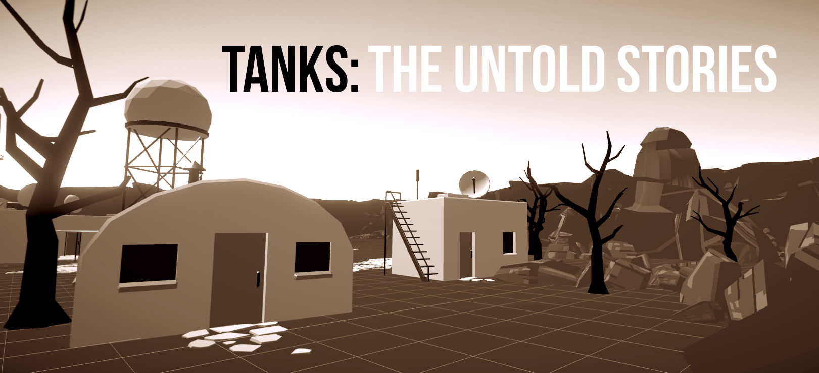 TANKS: The Untold Stories
