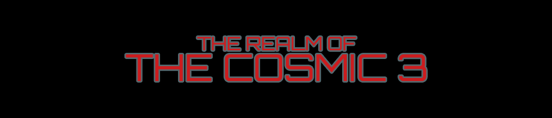 The Realm of the Cosmic Three