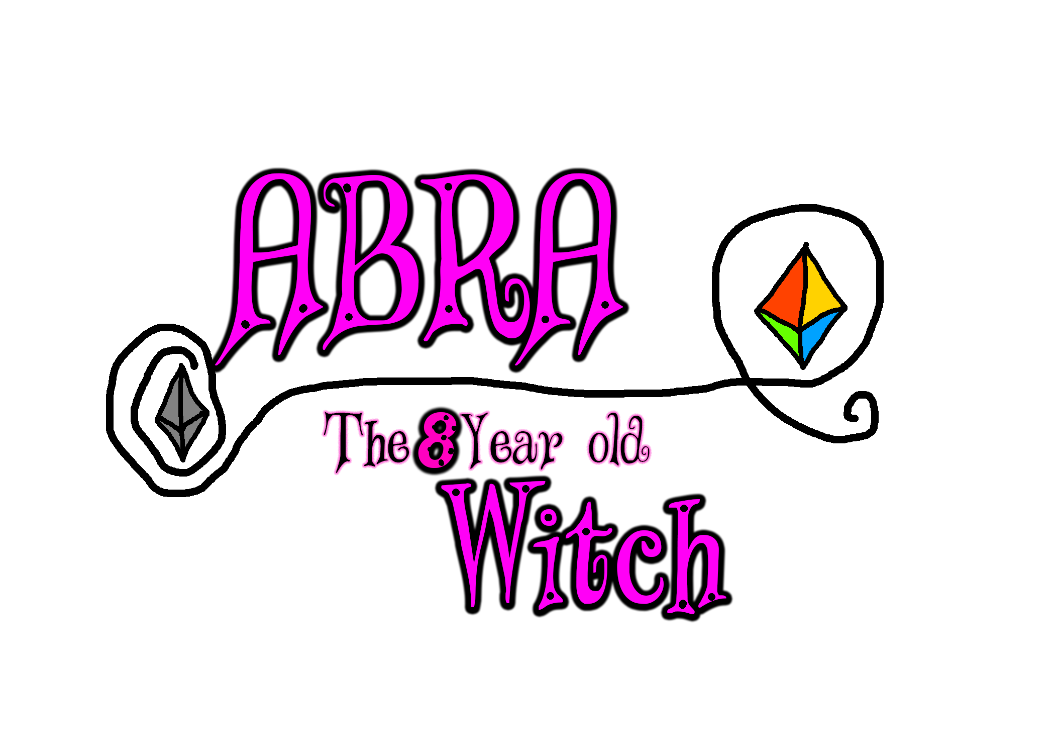 Abra: The 8 Year Old Witch
